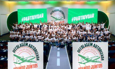 Grupo Tauá de Hotéis celebra crescimento de 20% em 2019