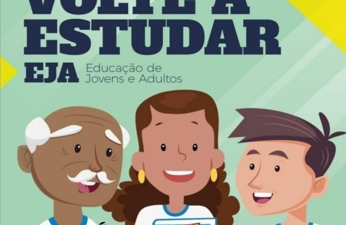 Matrículas abertas para a Educação de Jovens e Adultos – EJA