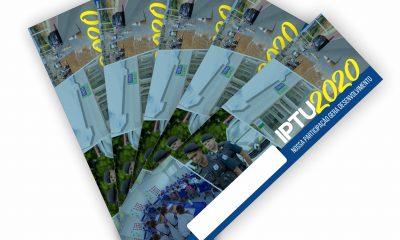 Prefeitura de Araxá distribui carnês do IPTU 2020
