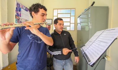 Escola Municipal de Música em novo endereço