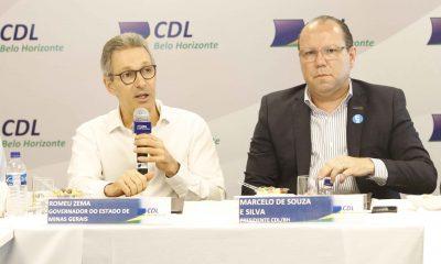 Governador prepara medidas para minimizar prejuízos de comerciantes após chuvas