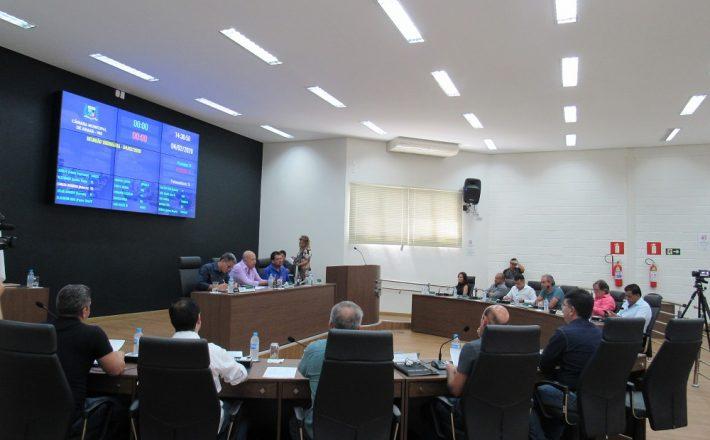 Primeira Reunião de 2020 define Comissões Permanentes