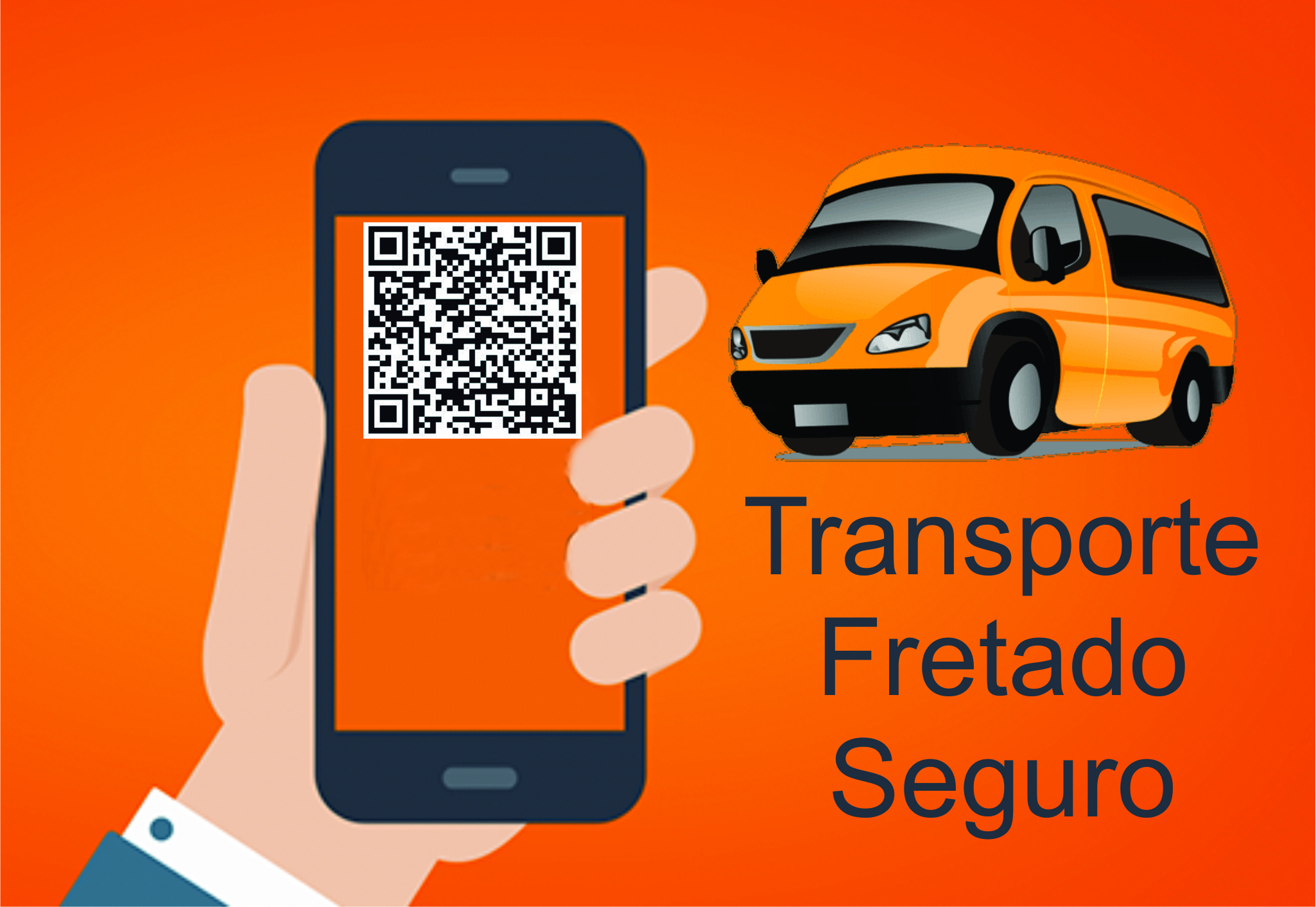 DER-MG disponibiliza QR Code para facilitar verificação do transporte fretado