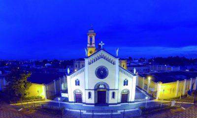 Santuário D'Abadia em Uberaba recebe o título de Basílica