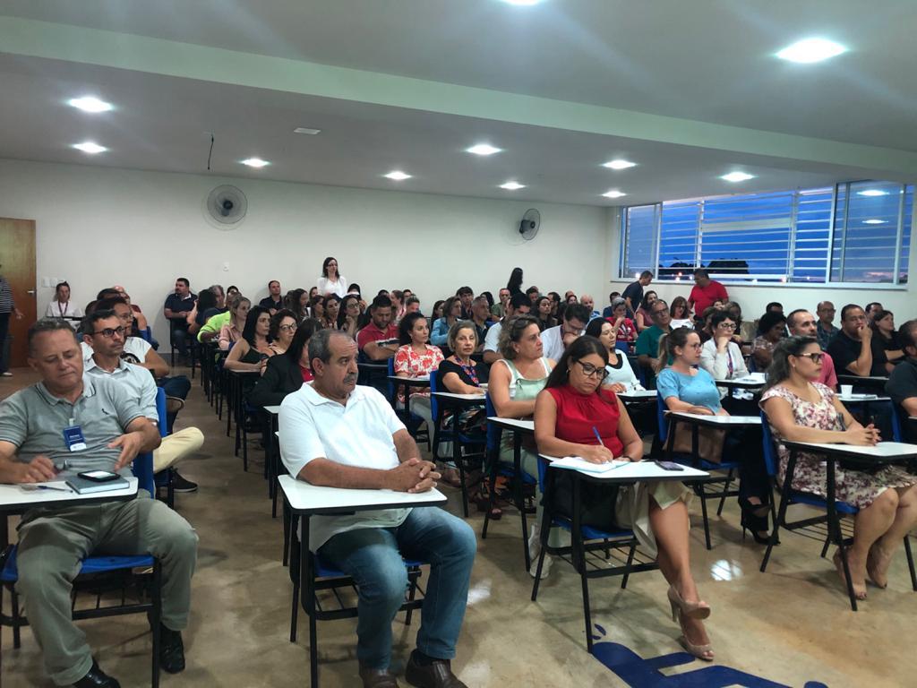 UNIARAXÁ ACONTECE! | REUNIÃO GERAL DE PROFESSORES