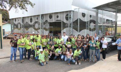 Prefeitura recebe inscrições para o projeto Casa do Pequeno Jardineiro – 2020