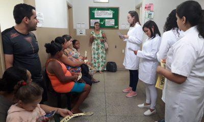 Secretaria de Saúde reforça ações de conscientização para o Carnaval