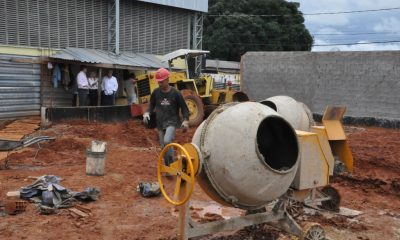 Administração Municipal investe na ampliação do Feirão do Povo