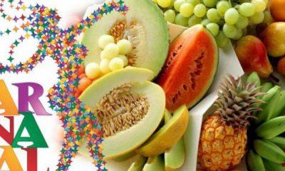 Curta o Carnaval numa boa com algumas dicas alimentares