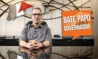 Bate-Papo com o governador – Coronavírus