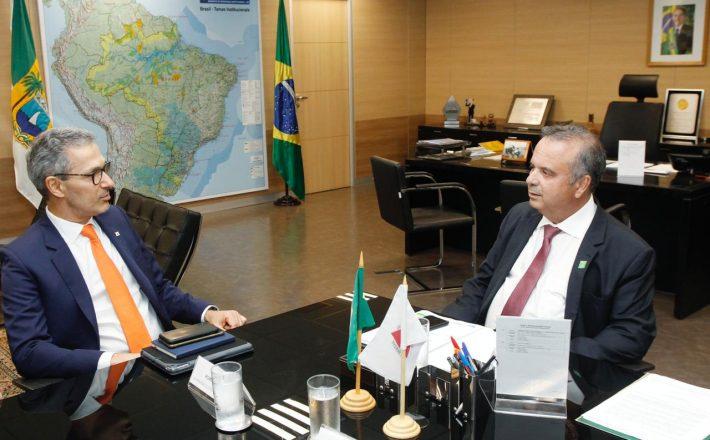 Romeu Zema vai a Brasília em busca de recursos para municípios mineiros afetados pelas chuvas