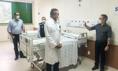 Governo de Minas faz parceria com hospitais privados e municipais para ampliar número de leitos no estado