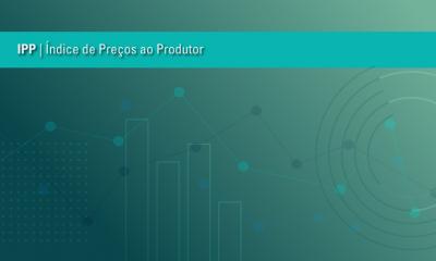 Índice de Preços ao Produtor varia 0,32% em janeiro
