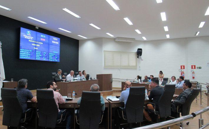 Três Projetos de Lei foram aprovados em Reunião Ordinária realizada na última terça-feira (10/03)