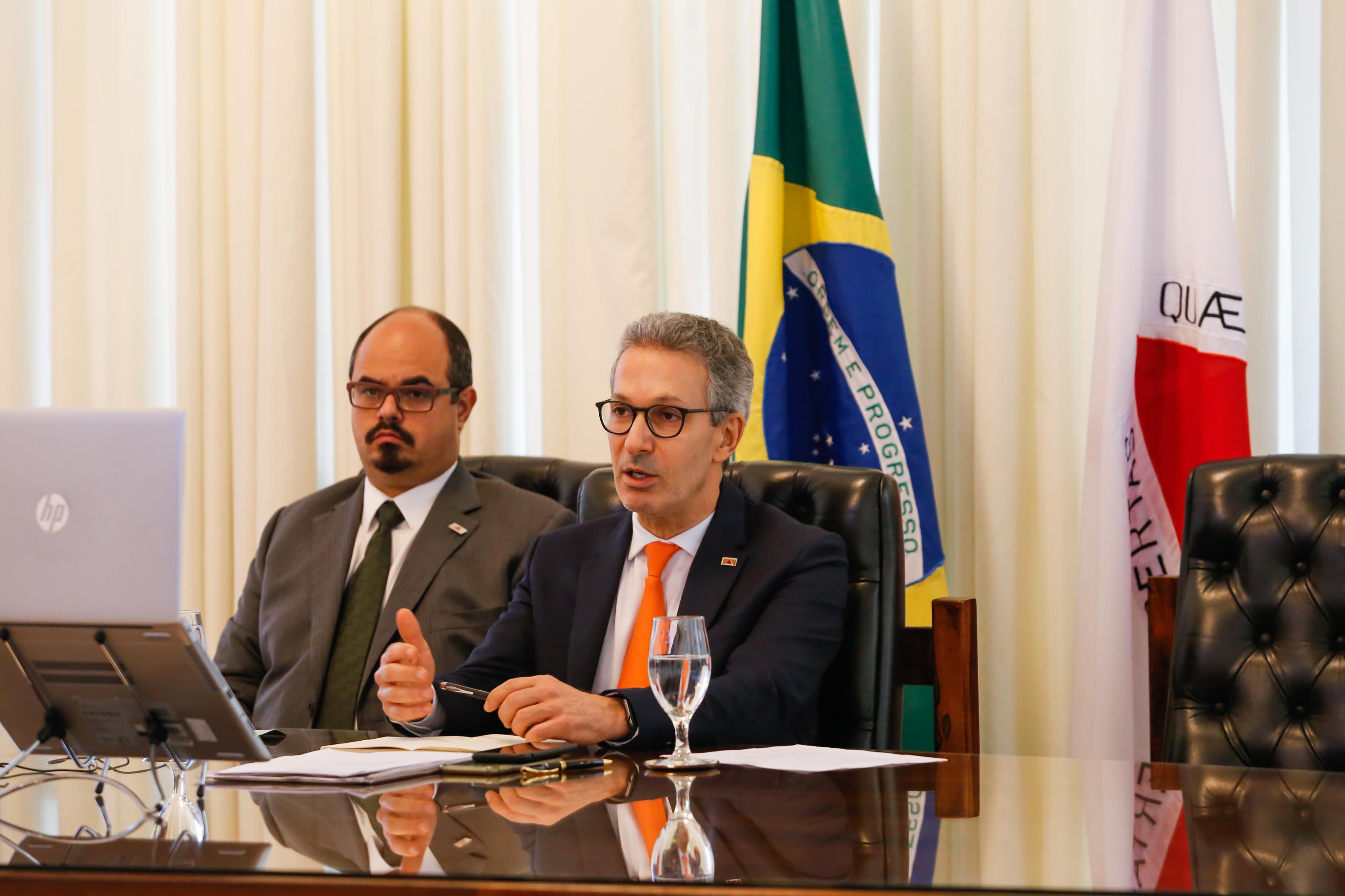 Governadores do Sul e Sudeste solicitam ações urgentes do governo federal para evitar colapso econômico nos estados