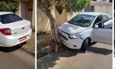 Polícia Militar localiza veículo roubado e prende autor em Araxá