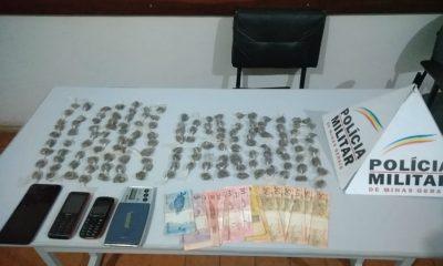 Em Ibiá/MG, Polícia Militar prende autores e apreende drogas durante Operação Fecha Batalhão