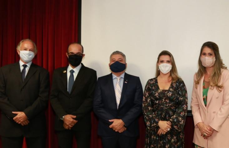 Zema agradece parceria da Fiemg no combate à pandemia em despedida de Elisa Araújo à frente da Regional VRG