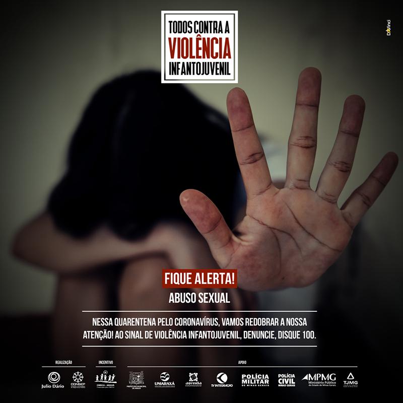 I Fórum de Garantia dos Direitos da Criança e Adolescente Vítima ou Testemunha de Violência no Município de Araxá/MG