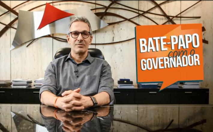 Bate-Papo com o governador – Nota fiscal avulsa para produtores rurais