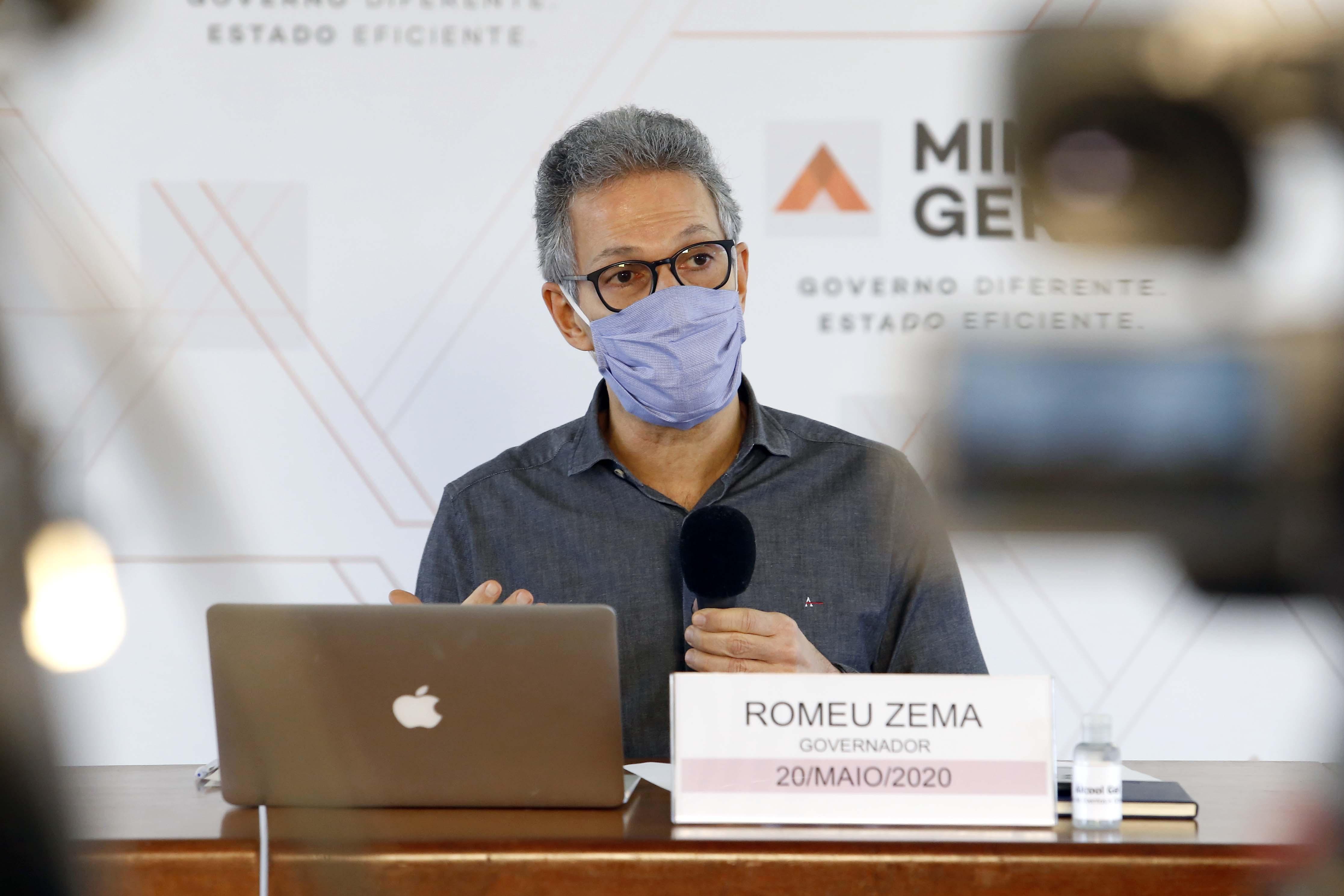 Governador anuncia pagamento do 13º a servidores que ainda não tinham recebido benefício