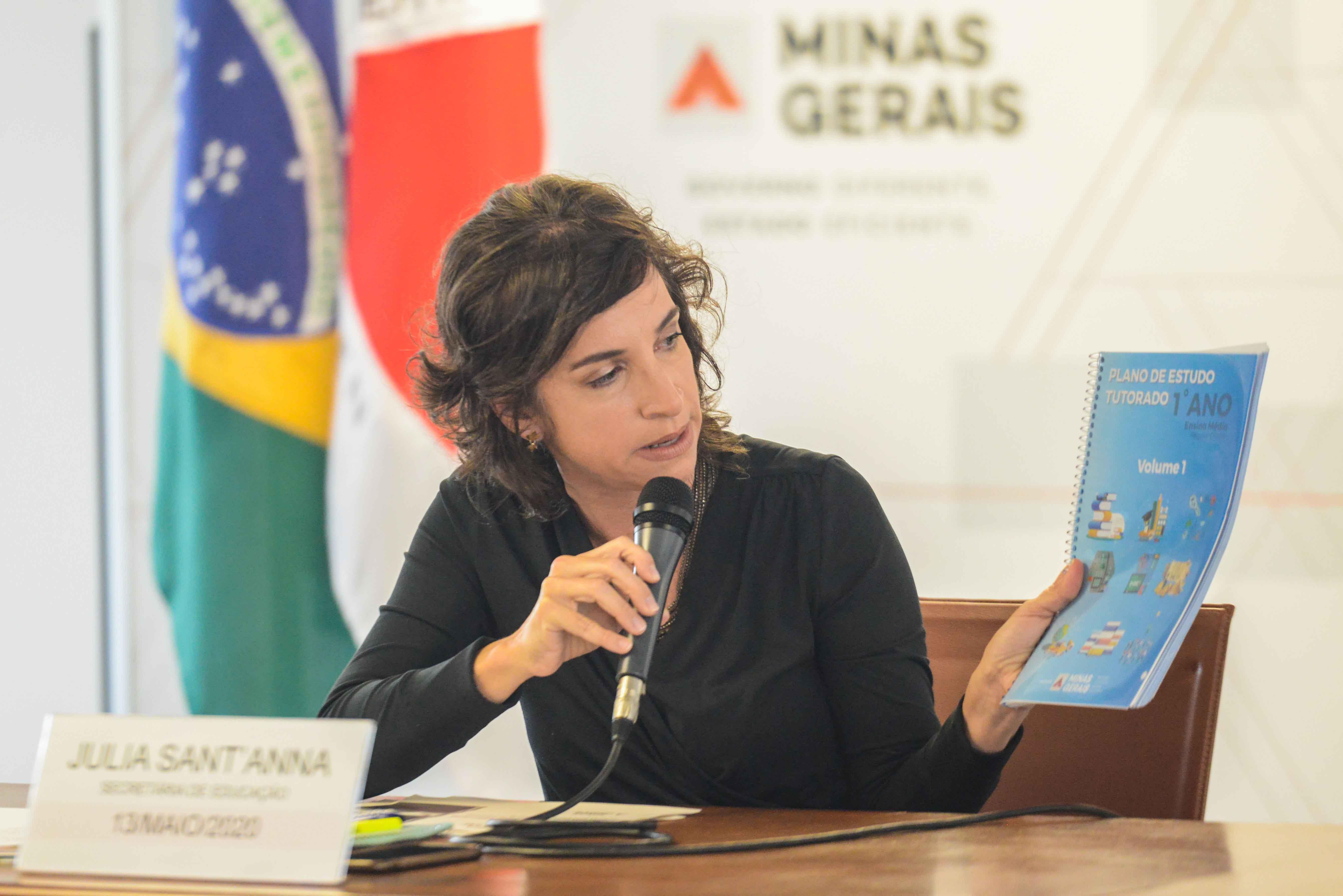 Secretária de Educação detalha Regime de Estudo não Presencial na rede estadual de ensino