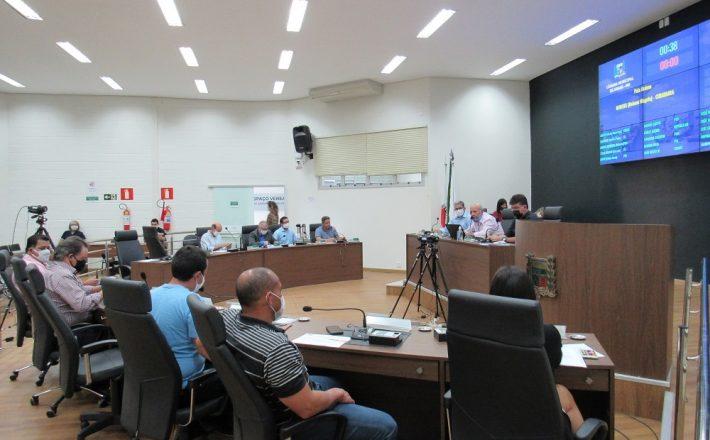 2ª Reunião Ordinária do mês de maio, terça-feira (12/05), foi realizada mais uma vez sem a presença de público externo