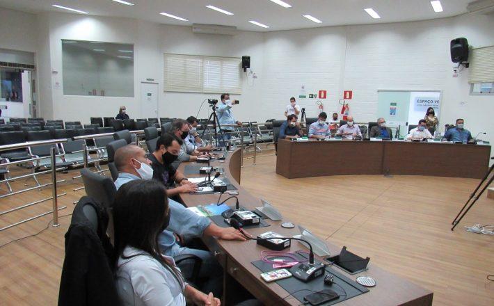 Um Projeto de Lei foi aprovado, em Reunião Ordinária realizada nesta terça-feira (19/05)