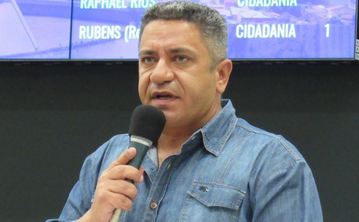 Robson Magela se solidariza com profissionais de saúde hostilizados em Araxá