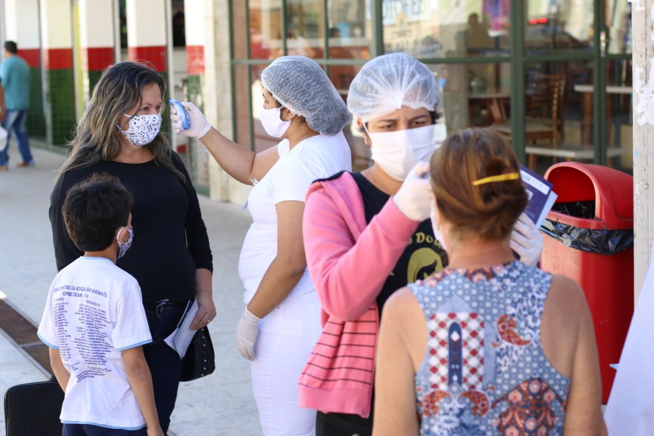 Prefeitura conscientiza população sobre isolamento social