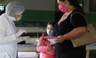 População rural de Araxá começa a receber vacina contra gripe