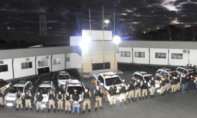 """Operação """"FECHA BATALHÃO"""" é desencadeada nos 12 municípios pertencentes ao 37ºBPM"""