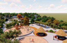 Parque do Cristo recebe ampliação