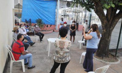 Prefeitura de Araxá orienta feirantes sobre regras de segurança no combate ao Covid-19