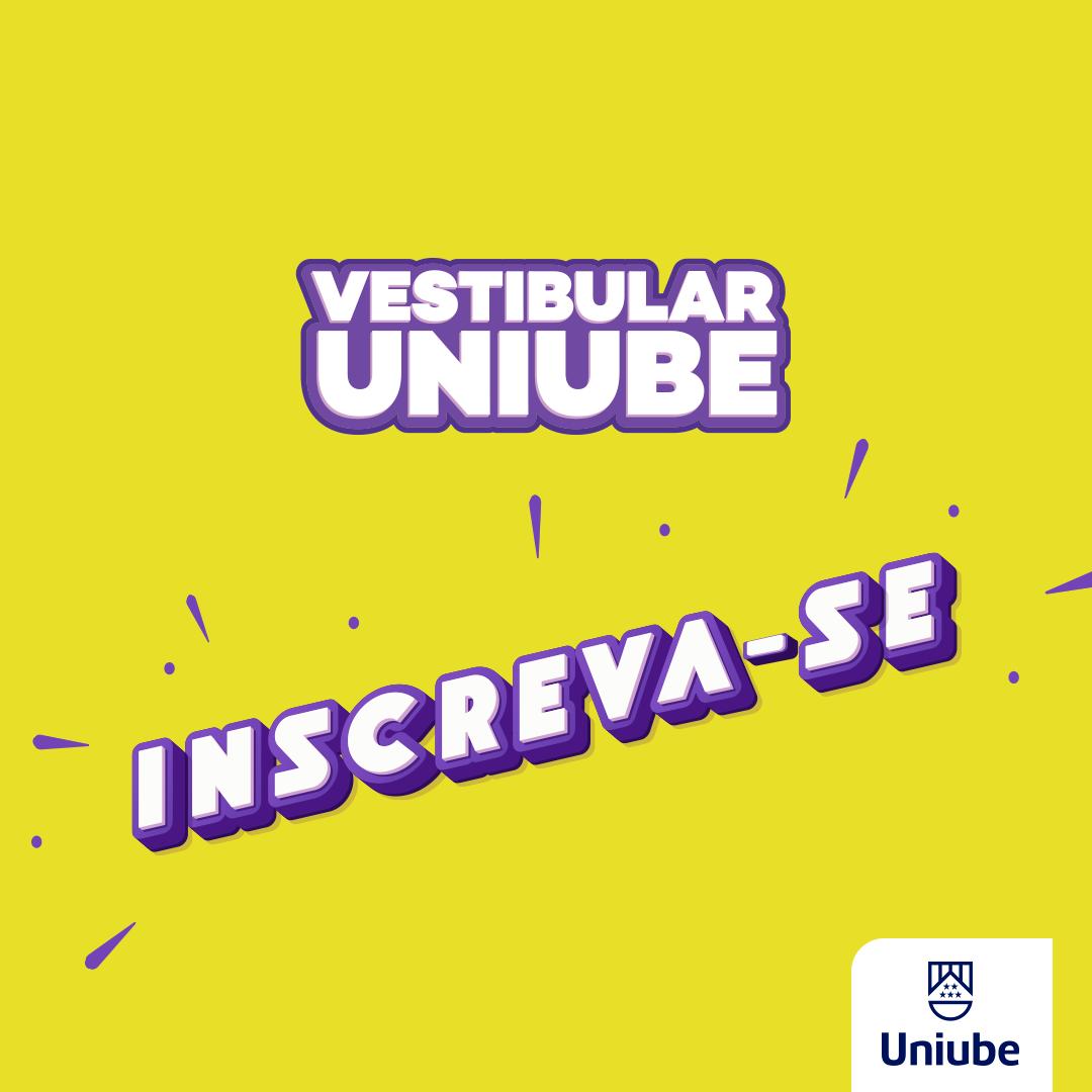 Inscrições para o Vestibular da Uniube terminam na próxima segunda-feira