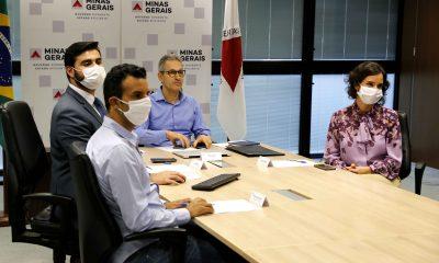 Romeu Zema assina acordo com a ALMG para levar teleaulas da rede estadual a cerca de mais 80 municípios