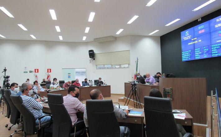 Diversos Requerimentos e Indicações foram aprovados pelos parlamentares em Reunião Ordinária