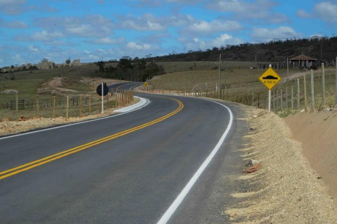 Investimento de R$ 13,5 mi garante melhorias em rodovias mineiras