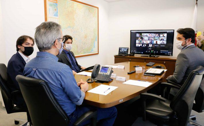 Romeu Zema se reúne com empresários para debater atualizações do plano Minas Consciente