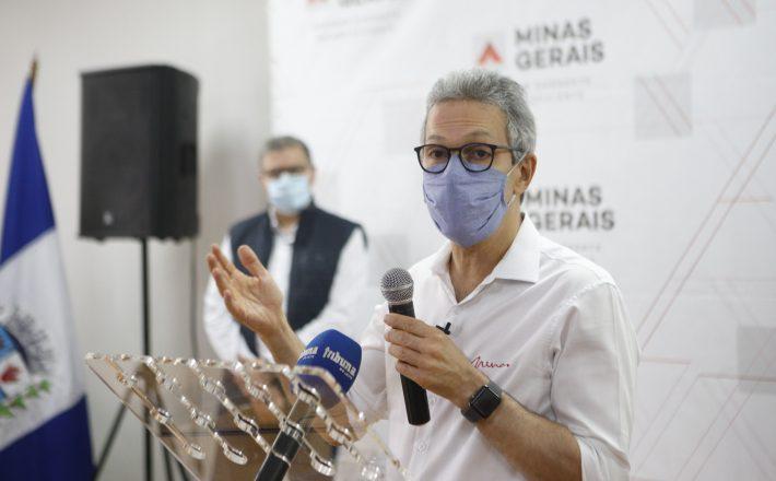 Romeu Zema participa de abertura virtual da feira Megacana Tech Show, destinada ao setor sucroenergético