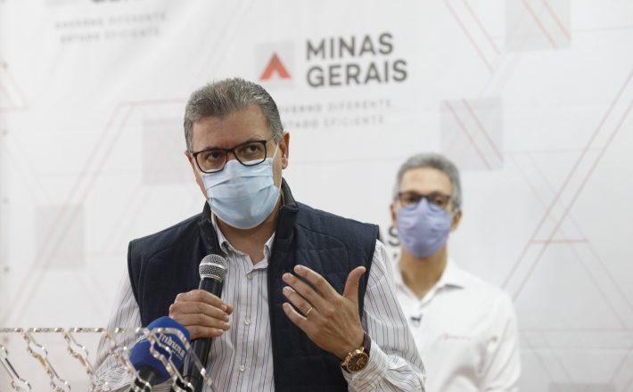 Taxa de contágio é um dos indicadores para avaliar situação da covid-19 em Minas