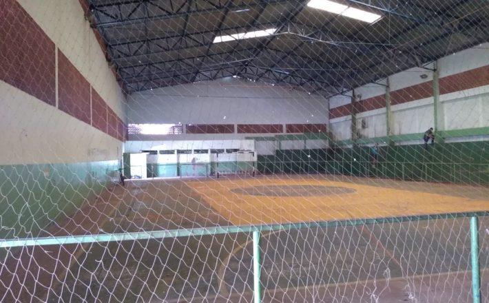 Prefeitura promove melhorias no Ginásio Padre Alaor