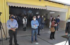 Prefeitura entrega para a comunidade novo prédio do CEMEI Magdalena Lemos