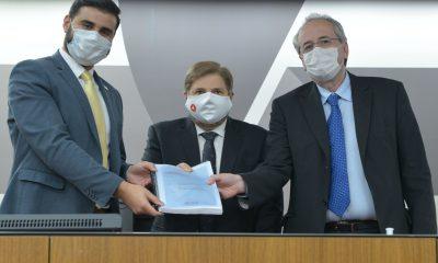 Secretários recebem propostas de alterações à Reforma da Previdência na ALMG