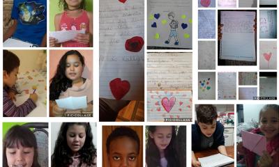 Prefeitura desenvolve projeto de incentivo a escrita e leitura infantil