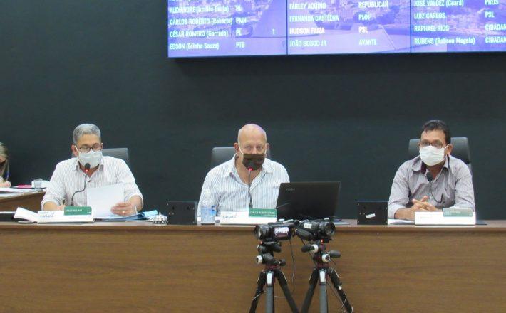 Diversos Projetos de Lei foram aprovados em Reunião Ordinária realizada ontem terça-feira (28/07)