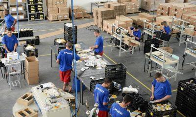 Minas se destaca em contratação de mão de obra prisional