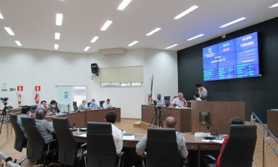 Sete Vereadores fizeram uso da Tribuna em Reunião Ordinária realizada na última terça-feira (21/07)
