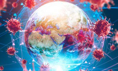 Casos do novo coronavírus no mundo superam marca de 15 milhões