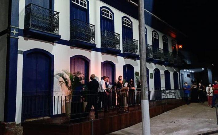 Após reforma, Museu Dona Beja é reinaugurado em Araxá